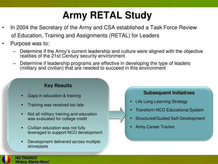 ppt army career tracker act civilian user overview 21 february