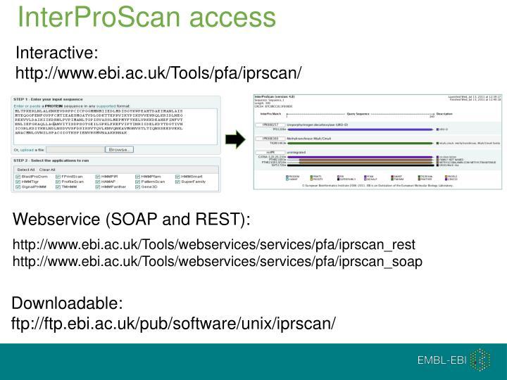 InterProScan