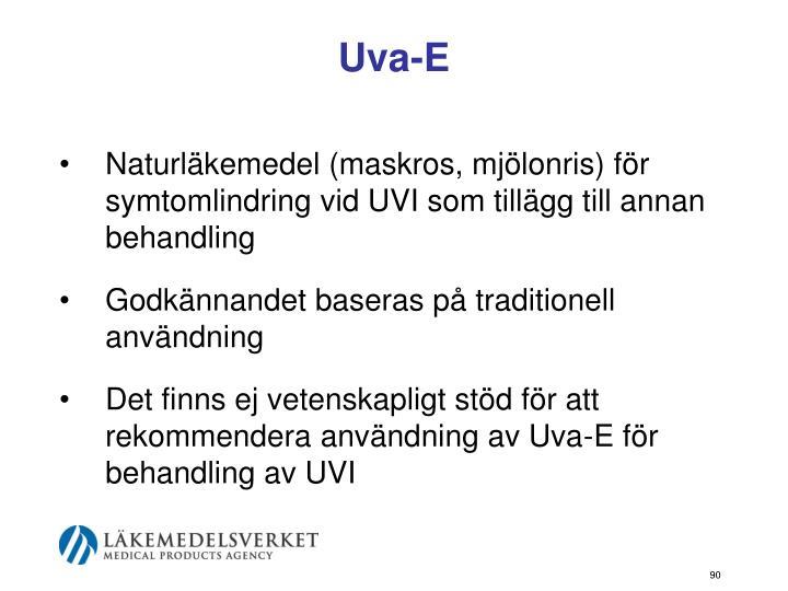 Uva-E