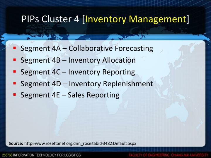 PIPs Cluster 4 [