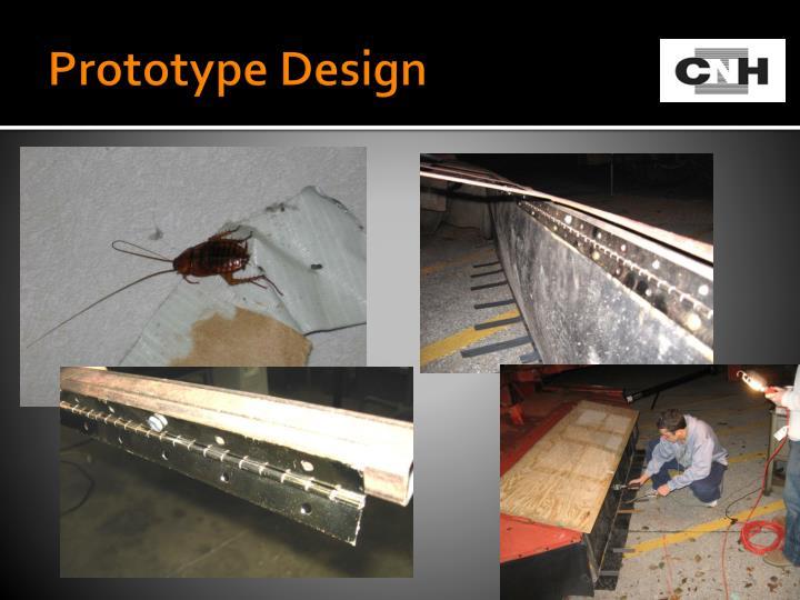 Prototype Design