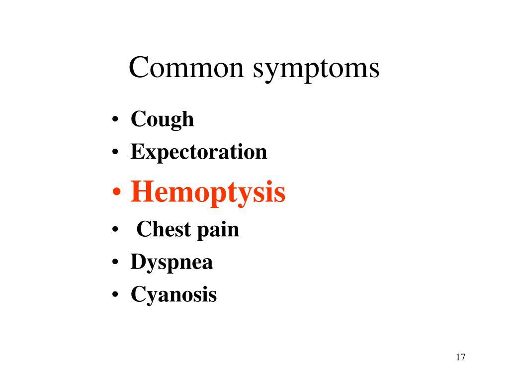 PPT - Respiratory Symptoms PowerPoint Presentation - ID:5650763