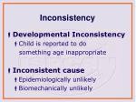 inconsistency1