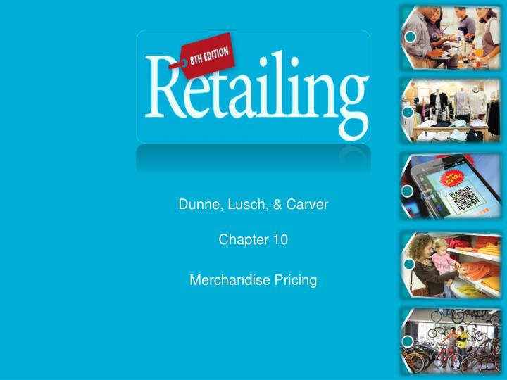 chapter 10 merchandise pricing n.