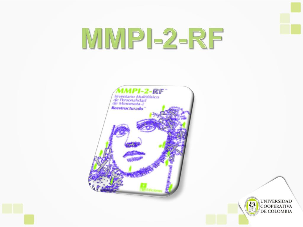 Ppt Mmpi 2 Rf Powerpoint Presentation Free Download Id 5652540