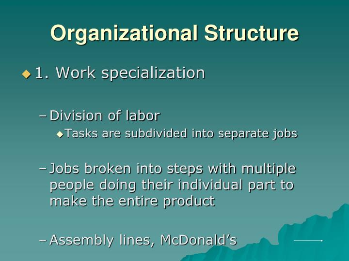 organizational structures and design for mcdonalds Creately is an easy to use diagram and flowchart software built for team collaboration supports over 40+ diagram types and has 1000's of professionally drawn templates.
