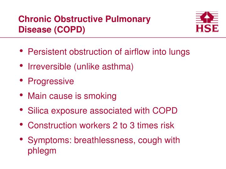 Chronic Obstructive Pulmonary Disease (COPD)