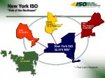 new york iso hub of the northeast