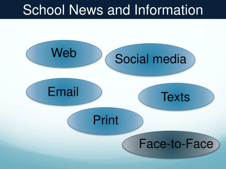 School News and Information