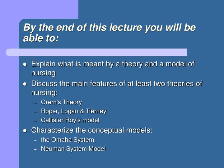 PPT - Theories, Conceptual Models and Concepts applied to Community ...