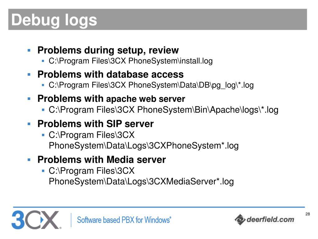 PPT - 3CX IP PBX Phone System PowerPoint Presentation - ID