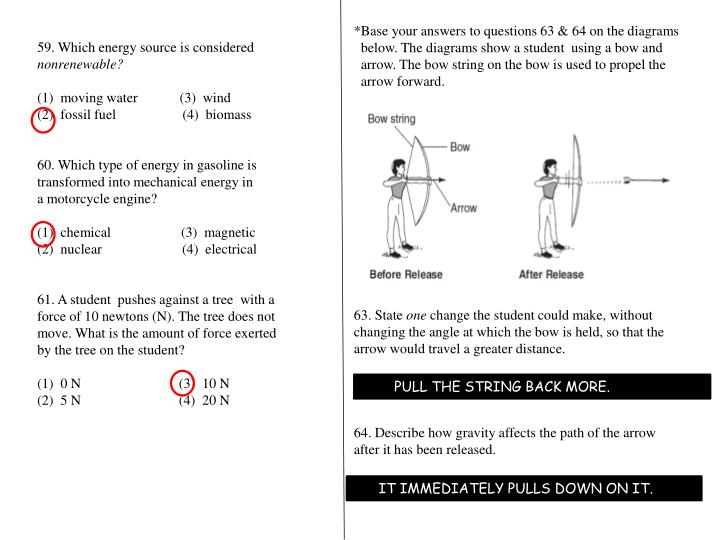 59. Which energy source is considered