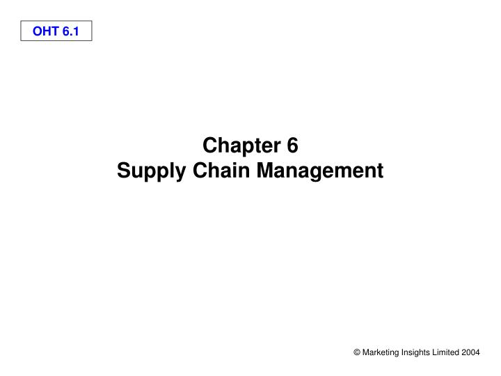 the determinants of supply chain Since organizational agility involves many diverse issues, this study focuses on identifying the determinants and outcomes of agility in an organization's supply chain.