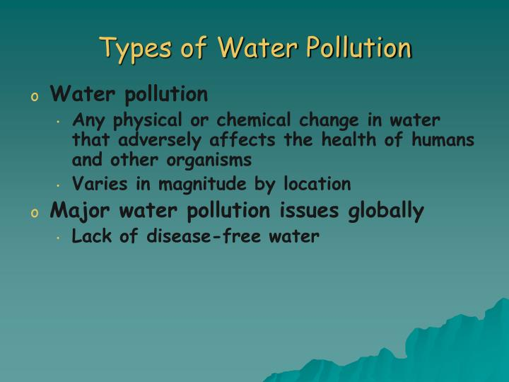 an introduction to the issue of phosphates in water pollution Role players, as the south african water quality guidelines these guidelines are technical documents  dissolved oxygen   chapters 1 - 5 provide an introduction to the guidelines, define important water quality concepts  to describe water quality-related problems or issues, typically experienced in south africa, and.