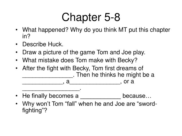 Chapter 5-8