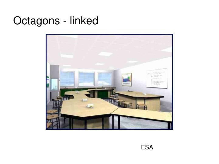 Octagons - linked