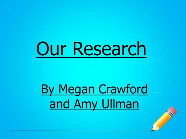 our research n.