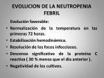 evolucion de la neutropenia febril2