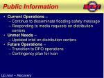 public information1