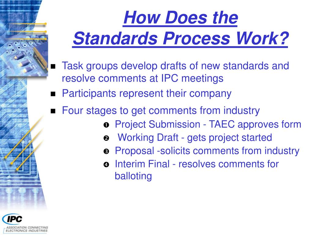 PPT - Standards and Specifications The Seven Wonders of