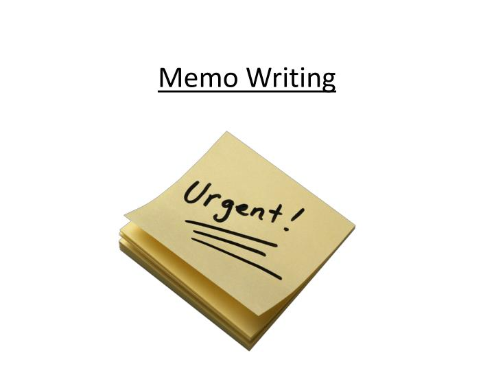 a memo requesting a workshop on writing Sample memos for workplace issues from the book:  sample memo requesting (company)-sponsored shrm membership on letterhead, in interoffice memo format, or via e-mail  a manager's request for an employee to change his or her schedule should be put in writing via e-mail and copied to hr employee response should also be copied to hr and.
