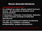 nov demokratiz cia