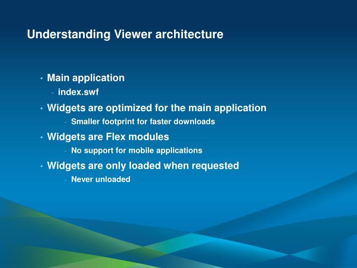 Understanding Viewer architecture