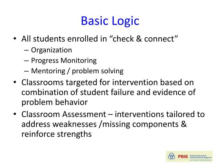 Basic Logic