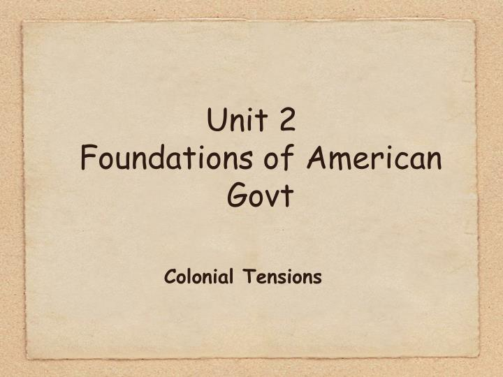 the impact of britains new policy regarding colonies in the 1760s Digital history id 2909 by the end of the century slavery had become the basic labor force in the southern colonies in new by the 1760s--after britain had.