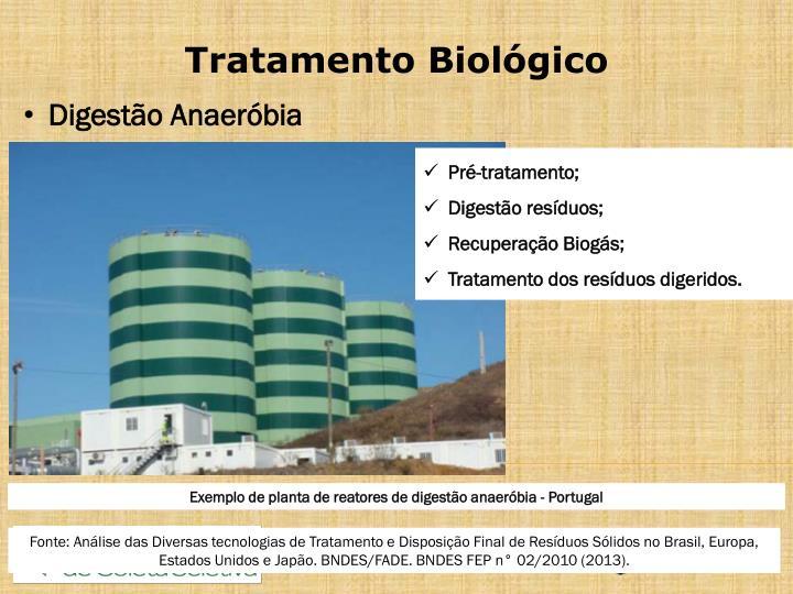 Tratamento Biológico