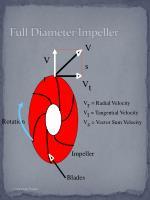 full diameter impeller
