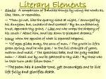 literary elements2