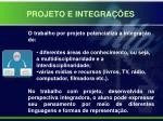 projeto e integra es