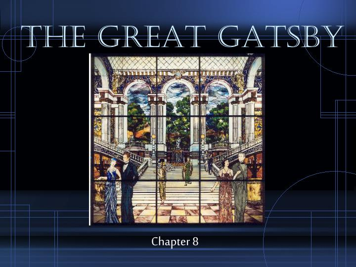 the great gatsby chapter 18 summary The great gatsby by f scott fitzgerald summary of chapter 1 the reader is introduced to nick carraway, the narrator of the book nick talks about his midwestern beginnings and how he came to the new york area to work in bonds he moves to a small house in west egg, which is very near to tom.