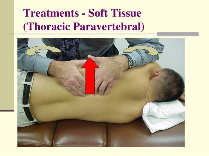 Treatments - Soft Tissue