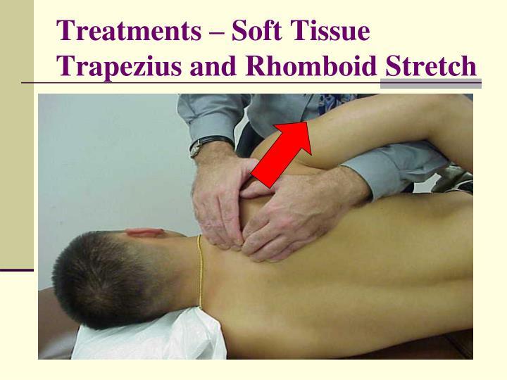 Treatments – Soft Tissue