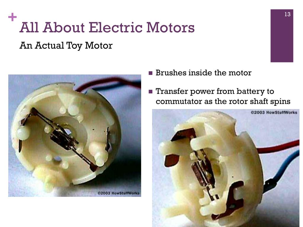 PPT - All about Electric Motors Building a Robot Arm