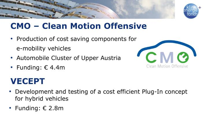 CMO – Clean Motion Offensive