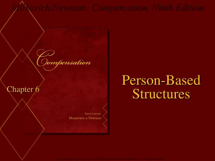 person based structures n.