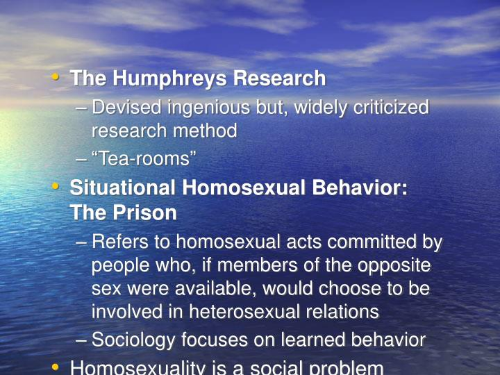 The Humphreys Research