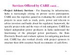 services offered by care contd