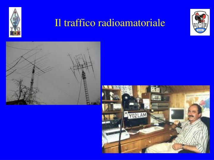 Il traffico radioamatoriale