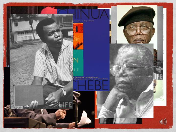 a biography of chinua achebe a nigerian novelist poet professor and critic Nigerian writer chinua achebe plot overview and analysis written by an experienced literary critic chinua achebe was a nigerian novelist, poet, professor.