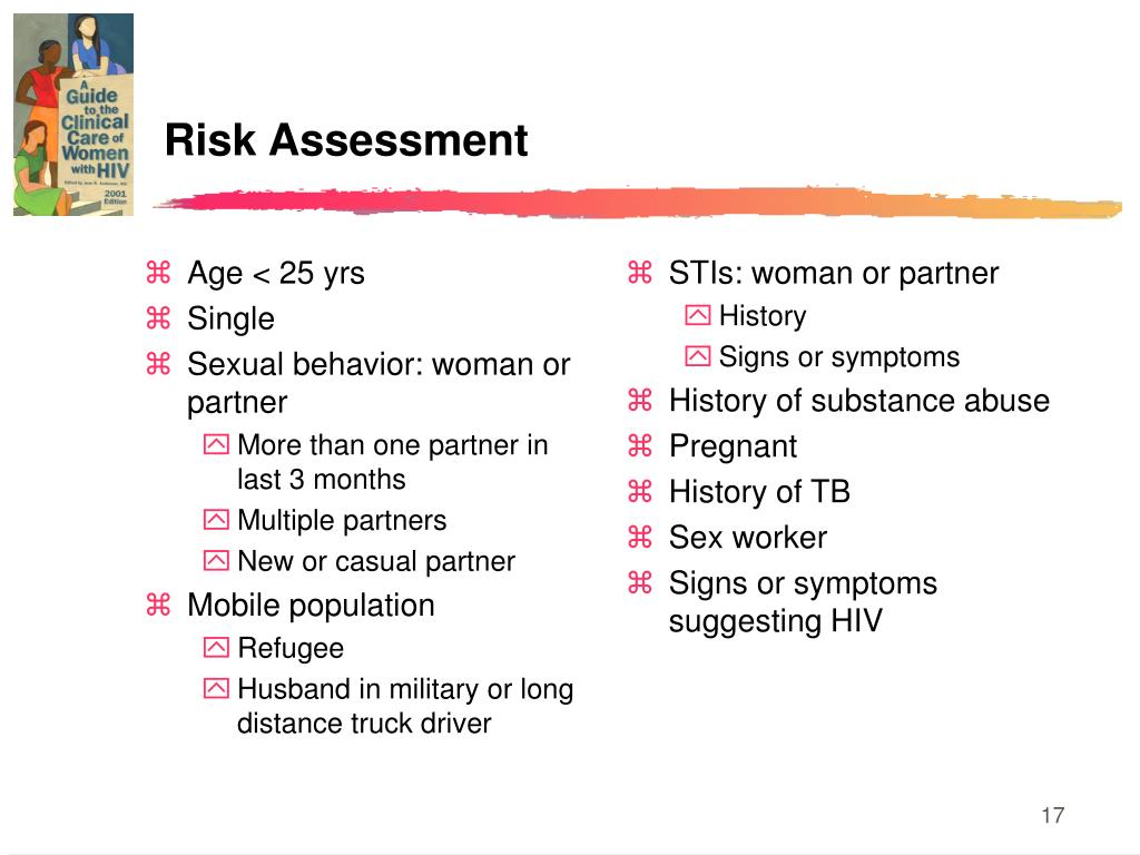 PPT - Care of Women with HIV Living in Limited-Resource