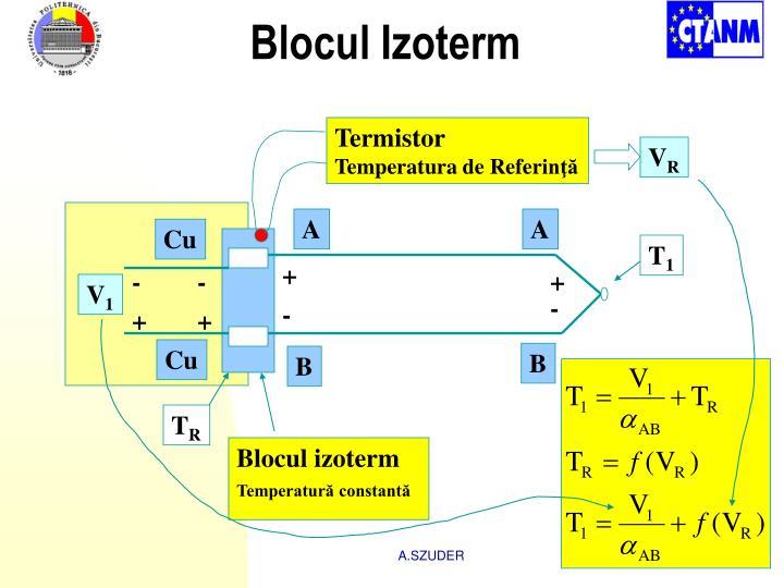Blocul Izoterm