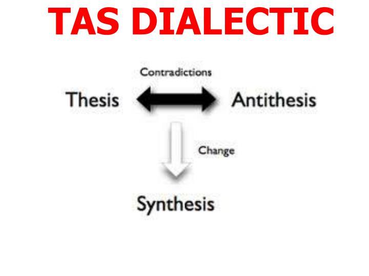 TAS DIALECTIC