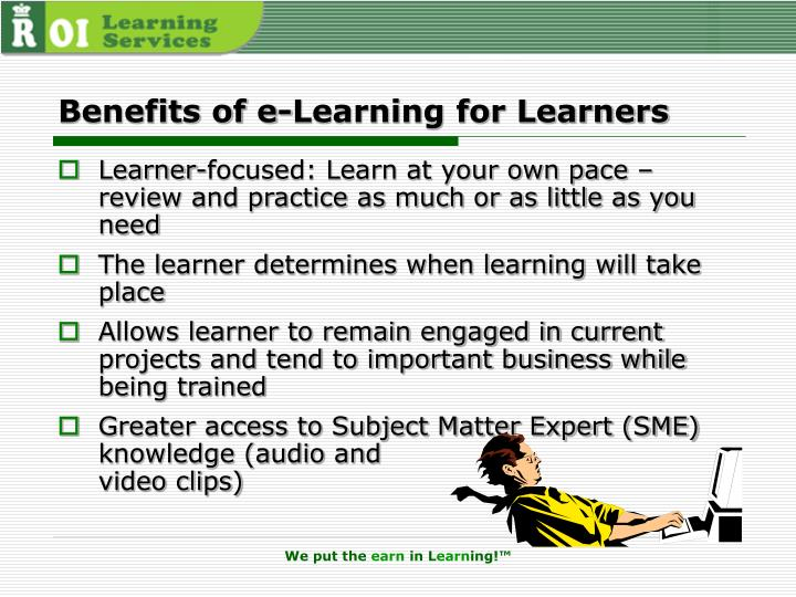 Learner-focused: Learn at your own pace – review and practice as much or as little as you need
