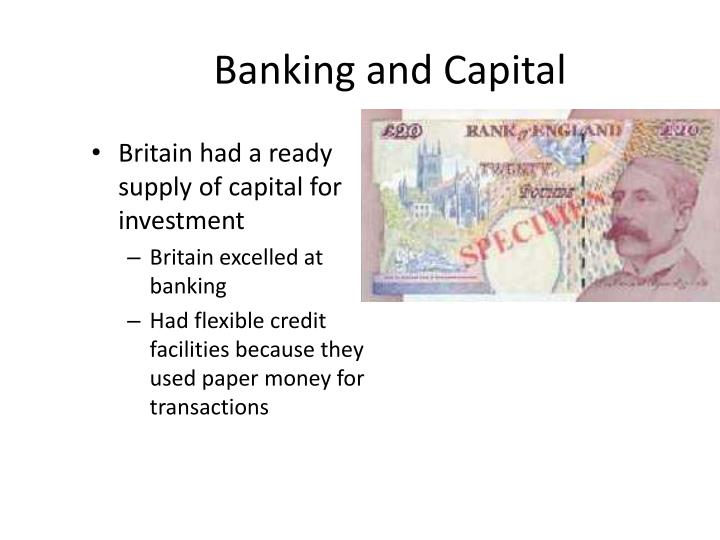 Banking and Capital