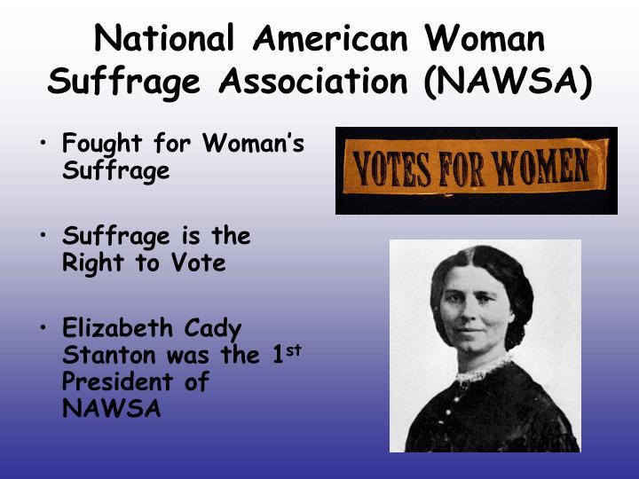 National American Woman