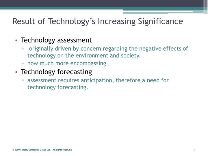 technology forecasting essay Economic forecasts, market forecasts, financial forecasts, even weather forecasts have become standard forecasts—no matter how accurate—are useless unless they eventually influence action.